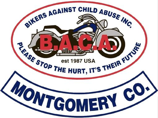 Bikers Against Child Abuse of Montgomery County PA BACA